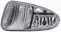 2001 - 2004 Plymouth Voyager Fog Light Assembly Replacement Housing / Lens / Cover - Right (Passenger)