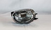 2001 - 2002 Chrysler Sebring Fog Light Lamp - Left (Driver)