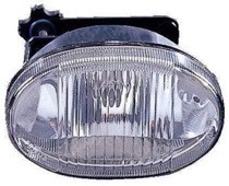 2000 - 2005 Chevrolet (Chevy) Cavalier Fog Light Assembly Replacement Housing / Lens / Cover - Left or Right (Driver or Passenger)