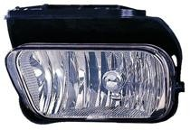 2003 - 2004 Chevrolet (Chevy) Silverado Fog Light Assembly Replacement Housing / Lens / Cover - Left (Driver)