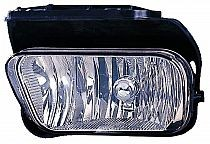 2003-2004 Chevrolet (Chevy) Silverado  Fog Light Lamp - Left (Driver)
