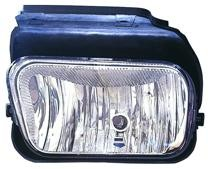 2005 - 2007 Chevrolet (Chevy) Silverado Fog Light Lamp - Left (Driver)