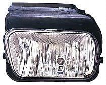 2005-2007 Chevrolet (Chevy) Silverado  Fog Light Lamp - Left (Driver)