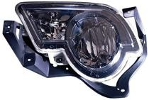 2002 - 2006 Chevrolet (Chevy) Avalanche Fog Light Lamp - Left (Driver)