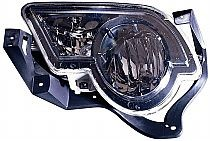 2002-2006 Chevrolet (Chevy) Avalanche Fog Light Lamp - Left (Driver)