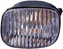 2005-2009 Chevrolet (Chevy) Uplander Driving Lamp - Left (Driver)