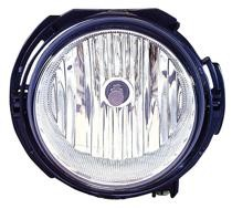2007 - 2011 Chevrolet (Chevy) HHR Fog Light Assembly Replacement Housing / Lens / Cover - Left (Driver)
