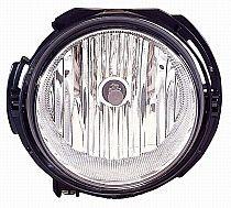 2007-2011 Chevrolet (Chevy) HHR Fog Light Lamp - Left (Driver)