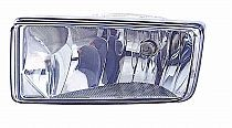 2007-2011 Chevrolet (Chevy) Silverado  Fog Light Lamp - Left (Driver)