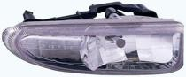 2000-2001 Dodge Neon Fog Light Lamp - Right (Passenger)