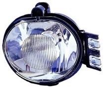 2002 - 2008 Dodge Ram Fog Light Lamp - Right (Passenger)