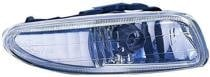 2001 - 2002 Dodge Neon Fog Light Assembly Replacement Housing / Lens / Cover - Right (Passenger)