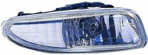 2001-2002 Dodge Neon Fog Light Lamp - Right (Passenger)