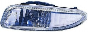 2001-2002 Dodge Neon Fog Light Lamp - Left (Driver)