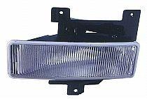 1997-1998 Ford F-Series Heritage Pickup Fog Light Lamp - Right (Passenger)