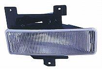 1997-1998 Ford F-Series Heritage Pickup Fog Light Lamp - Left (Driver)