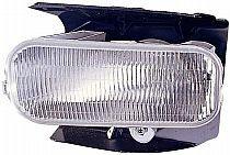 1999-2003 Ford F-Series Heritage Pickup Fog Light Lamp - Left (Driver)