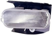 2004 Ford F-Series Light Duty Pickup Fog Light Lamp (without Lightning / Heritage) - Left (Driver)