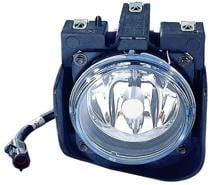 1999 - 2001 Ford Explorer Fog Light Assembly Replacement Housing / Lens / Cover - Right (Passenger)
