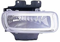 2004-2004 Ford F-Series Light Duty Pickup Fog Light Lamp (Includes Bracket & Bulb / Excluding Heritage) - Right (Passenger)