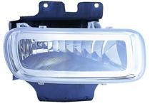 2004 Ford F-Series Light Duty Pickup Fog Light (Includes Bracket & Bulb + Excluding Heritage) - Right (Passenger)
