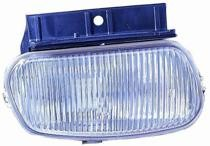 1998 - 2000 Ford Ranger Fog Light Assembly Replacement Housing / Lens / Cover - Right (Passenger)