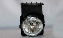 2005-2007 GMC Sierra Fog Light Lamp - Right (Passenger)