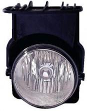 2003 - 2004 GMC Sierra Fog Light Assembly Replacement Housing / Lens / Cover - Left (Driver)