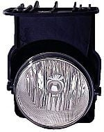 2003-2004 GMC Sierra Fog Light Lamp - Left (Driver)
