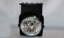 2005-2007 GMC Sierra Fog Light Lamp - Left (Driver)
