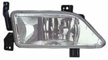 2006 - 2008 Honda Pilot Fog Light Assembly Replacement Housing / Lens / Cover - Left (Driver)