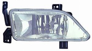 2006-2008 Honda Pilot Fog Light Lamp - Left (Driver)