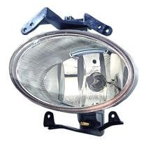 2007 - 2009 Hyundai Santa Fe Fog Light Assembly Replacement Housing / Lens / Cover - Left (Driver)