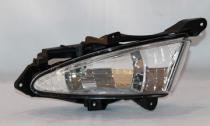 2007-2010 Hyundai Elantra Fog Light Lamp - Right (Passenger)