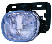 2001 - 2003 Isuzu Rodeo Sport Fog Light Assembly Replacement Housing / Lens / Cover - Left or Right (Driver or Passenger)