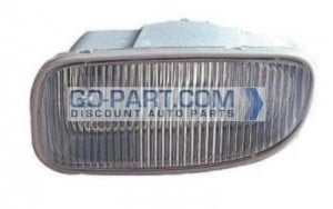 1999-2003 Jeep Grand Cherokee Fog Light Lamp - Right (Passenger)