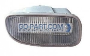 1999-2003 Jeep Grand Cherokee Fog Light Lamp - Left (Driver)