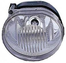 2002-2004 Jeep Liberty Fog Light Lamp - Left (Driver)