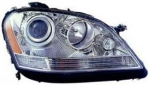 2006-2007 Mercedes Benz ML350 Headlight Assembly - Right (Passenger)