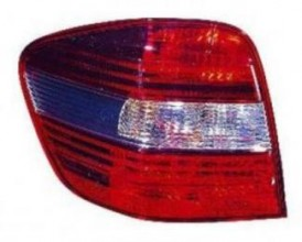 2006-2011 Mercedes Benz ML350 Tail Light Rear Lamp (with Sport Package) - Left (Driver)