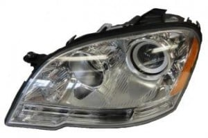 2008-2011 Mercedes Benz ML350 Headlight Assembly - Left (Driver)