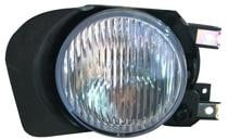 2002 - 2003 Mitsubishi Galant Fog Light Assembly Replacement Housing / Lens / Cover - Left (Driver)