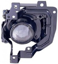2002 - 2007 Mitsubishi Lancer Fog Light Assembly Replacement Housing / Lens / Cover - Left (Driver)