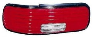 1993-1996 Chevrolet (Chevy) Impala Tail Light Rear Lamp - Left (Driver)