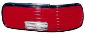 1993-1996 Chevrolet Chevy Caprice Tail Light Rear Lamp (Sedan / Impala SS) - Right (Passenger)