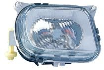 1998 - 1999 Mercedes Benz E430 Fog Light Assembly Replacement Housing / Lens / Cover - Right (Passenger)