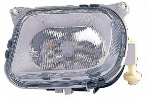 1998-1999 Mercedes Benz E430 Fog Light Lamp - Right (Passenger)