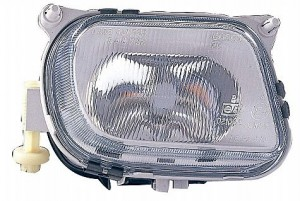1998-1999 Mercedes Benz E430 Fog Light Lamp - Left (Driver)