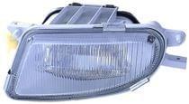 1998 - 2002 Mercedes Benz CLK320 Fog Light Assembly Replacement Housing / Lens / Cover - Left (Driver)