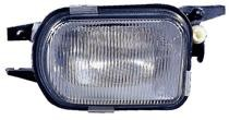 2001 - 2004 Mercedes Benz C320 Fog Light Assembly Replacement Housing / Lens / Cover - Right (Passenger)